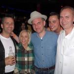Martin, Jenny, Mario, Jean Piere & Robert